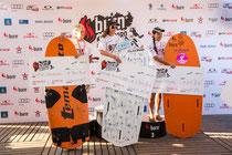 1. Platz PKRA World cup Slalom Türkei