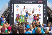 1. Platz PKRA Worldcup Slalom