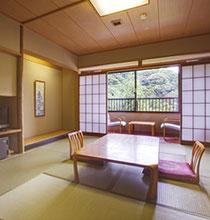 exemple de chambre japonaise