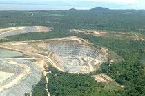 New Luika Gold Mine (c) Shanta Gold