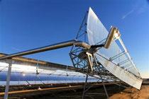 CSP plant - (c) Abegoa Solar