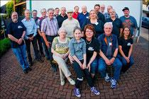Gruppenfoto mit Obersulmer