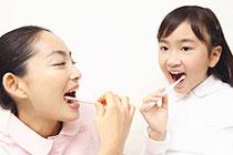 歯ブラシ指導 TBI
