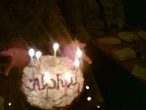 アロハ 7周年