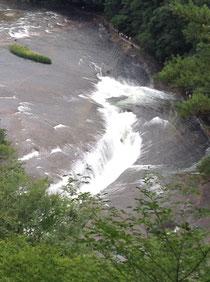 群馬県・吹割の滝