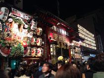 浅草鷲神社「酉の市」