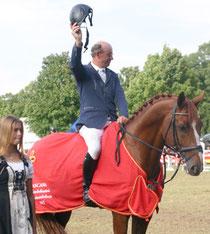 Ascana Sieger  im Großen Preis von Aschersleben- Hans-Jörn Ottens und Arcado L
