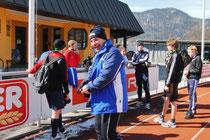 Viel Spaß hatten die Schönthaler im Tiroler Land