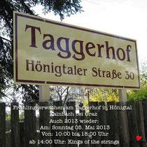 Frühlingserwachen - Sonntag 05.05.2013 ab 10Uh