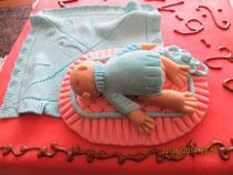 Fondant-Baby