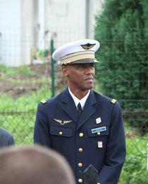 Lieutenant-Colonel Mangara
