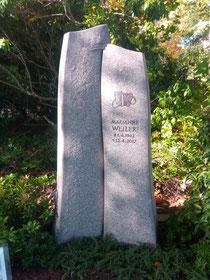 Zwei-teiliges Denkmal