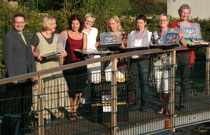 Experimentierkasten der Firma BYK als Spende an die Montessori Schule Wesel
