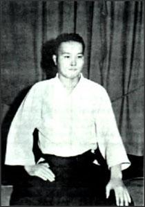 Maitre Tadashi Abe