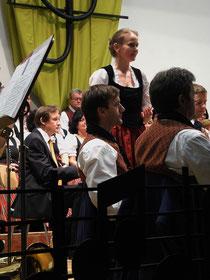 Konzert Singkreis Steinhaus, mit Bernadette Steininger