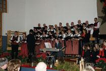 Adventkonzert Singkreis Steinhaus; mit Marianne Gesswagner & Herbert Scheiböck