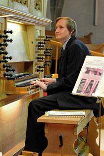 Orgelkonzert Wartberg