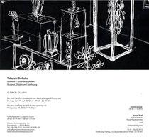 Ausstellungseröffnung von Takayuki Daikoku am 19. Juli 2013