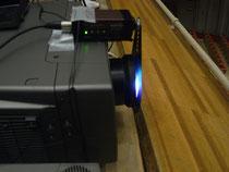 DMX プロジェクター シャッター