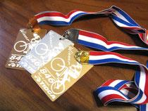 上位3名に与えられた846メダル