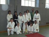 Teilnehmer aus Bad Aussee und Prüfer