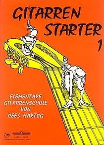 Cees Hartog: Gitarrenstarter 1