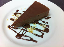 GF Soy Free Chocolate Hazelnut Torte, Image: Dulce Vegan