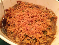 Old School Green Bean Casserole