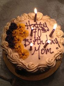 Beautiful Cake from Dulce