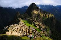 Matcchu Pitchhu, das Besuchermagned in Südamerika schlechthin.