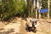 Hier macht Mopedfahren Spass.