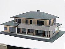 QV10で撮った建築模型
