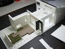 建築模型 リフォーム中 画像 写真