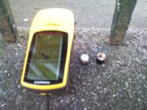 mein GPS-Gerät