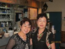 メルシーの飯田美代子ママと