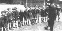 So fing alles an... Schülermannschaft 1952-1954