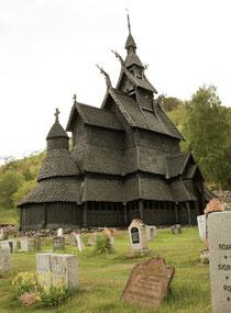 Stavkirke Borgund