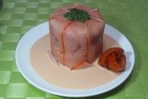 フランス料理風アレンジ