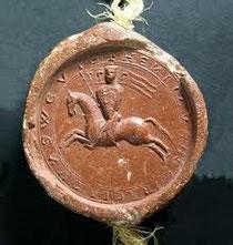 Das Siegel König Heinrichs (VII:)