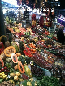 рынок Бокерия, Барселона