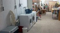 """Im Januar 2013 richten wir unsere """"Wäscherei"""" ein! Sie können uns unterstützen!"""