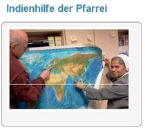 Indienhilfe der Pfarrei