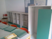 Möbelspende für den Ambulanzraum (Mai 2013)