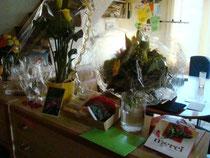 Ausschnitt Gabentisch 14.04.2011