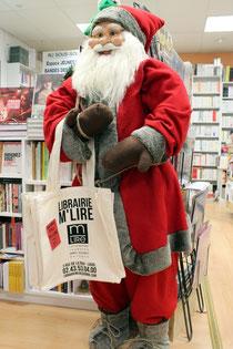 Pas de Noël sans livres