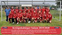 Kreispokalsieger 2019 / 2020
