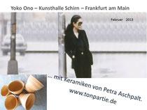 """Kunsthalle Schirn """"Yoko Ono"""""""