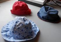 hüte, 10-15€