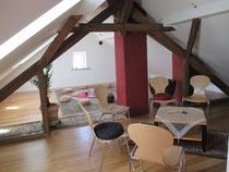 Seminarraum im bele-Institut