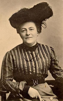 Clara Zetkin Biographie im Biografien-Blog